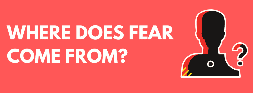 what causes the spirit of fear