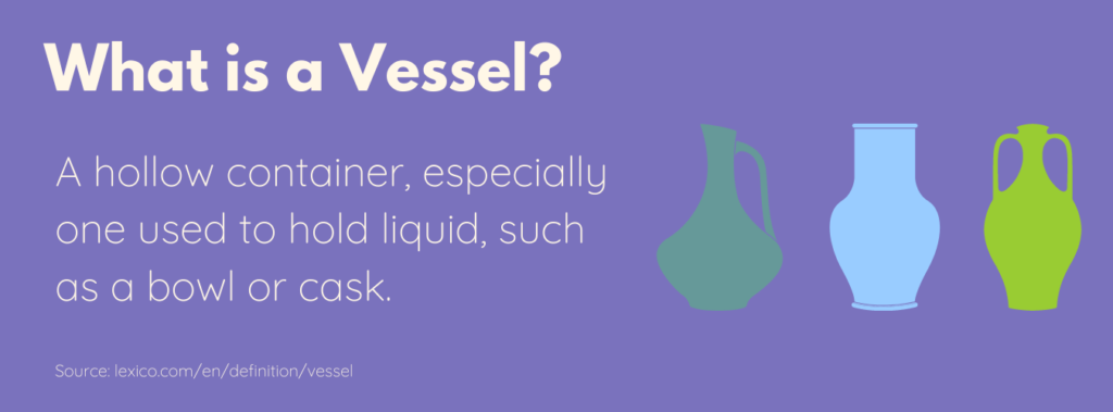 definition of a vessel in the Bible